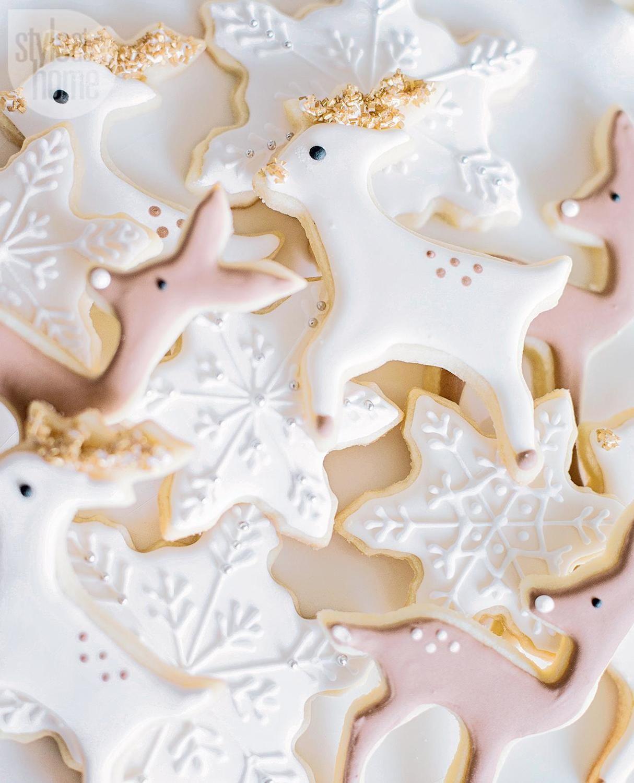 Holiday Sugar Cookies | Season\'s Eatings | Pinterest | Sugar cookies ...
