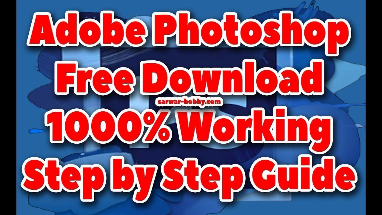 Adobe Photoshop Cs6 Extended 32 Bit And 64 Bit Free Download