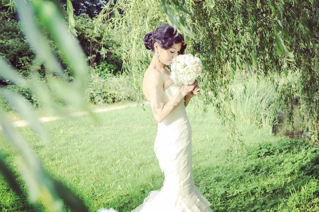 結婚式はドイツで✨ #verawanggemma #verawang #weddingdress #wedding #germany #お譲り