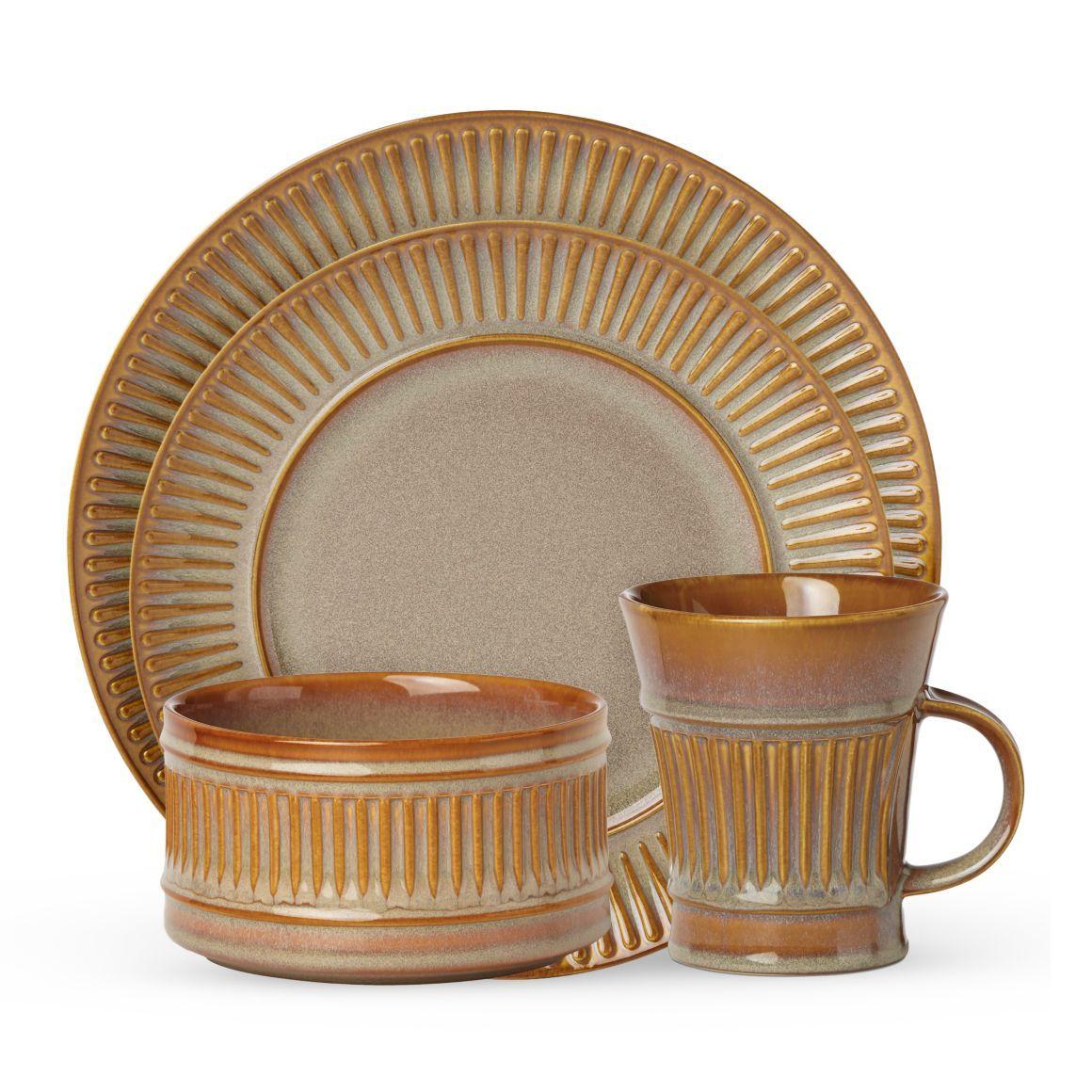 Dansk Flamestone Dinnerware Collection- 100% Exclusive | Home ...