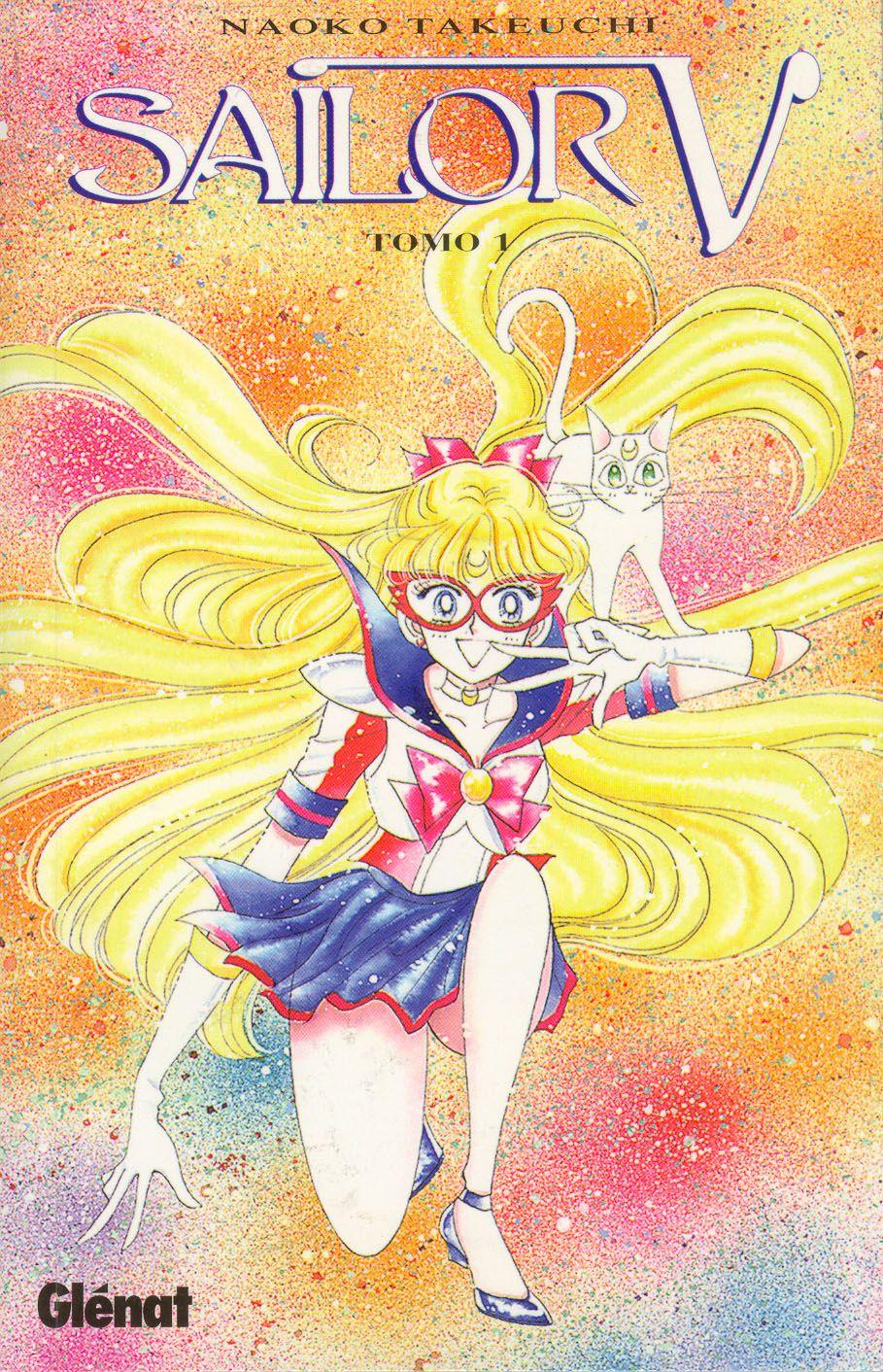 Sailor V by Naoko Takeuchi
