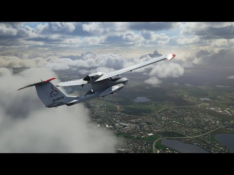 (3) Microsoft Flight Simulator 2020 Gameplay Demo (4K
