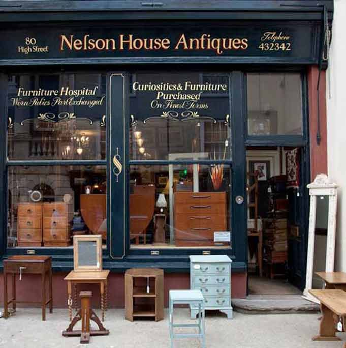 Nelson House Antiques   Antique Furniture And Restoration In The Heart Of  Hastings Old Town