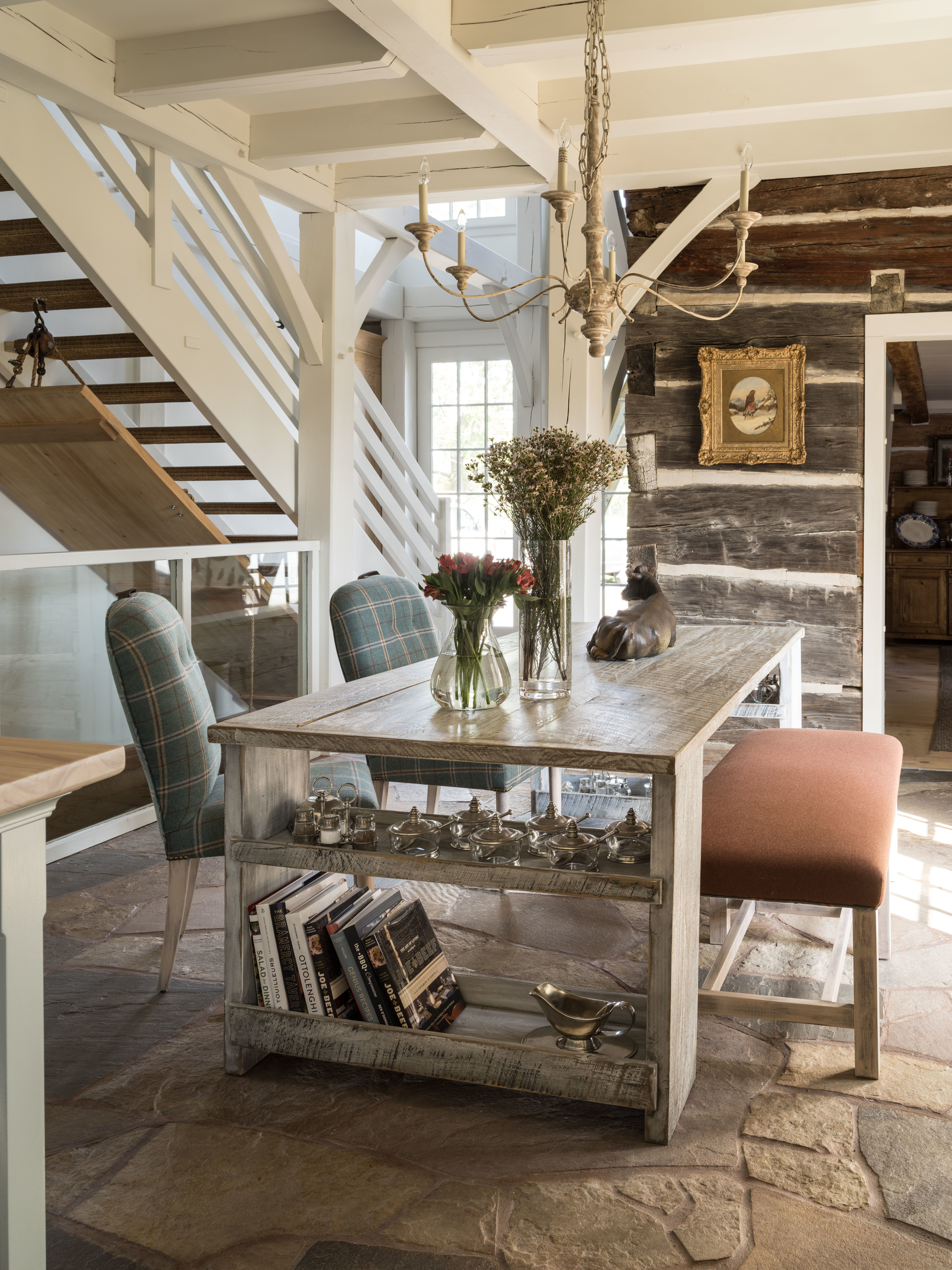 A rusticmodern canadian farmhouse with soul rustic