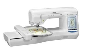 Brother Innov Is Ve2200 Dreammaker Xe Baby Lock 7x12 Embroidery Only Machine 11 25 Arm Space Pen Pal Led Pointer Desi Bordadoras Bordadora Liverpool