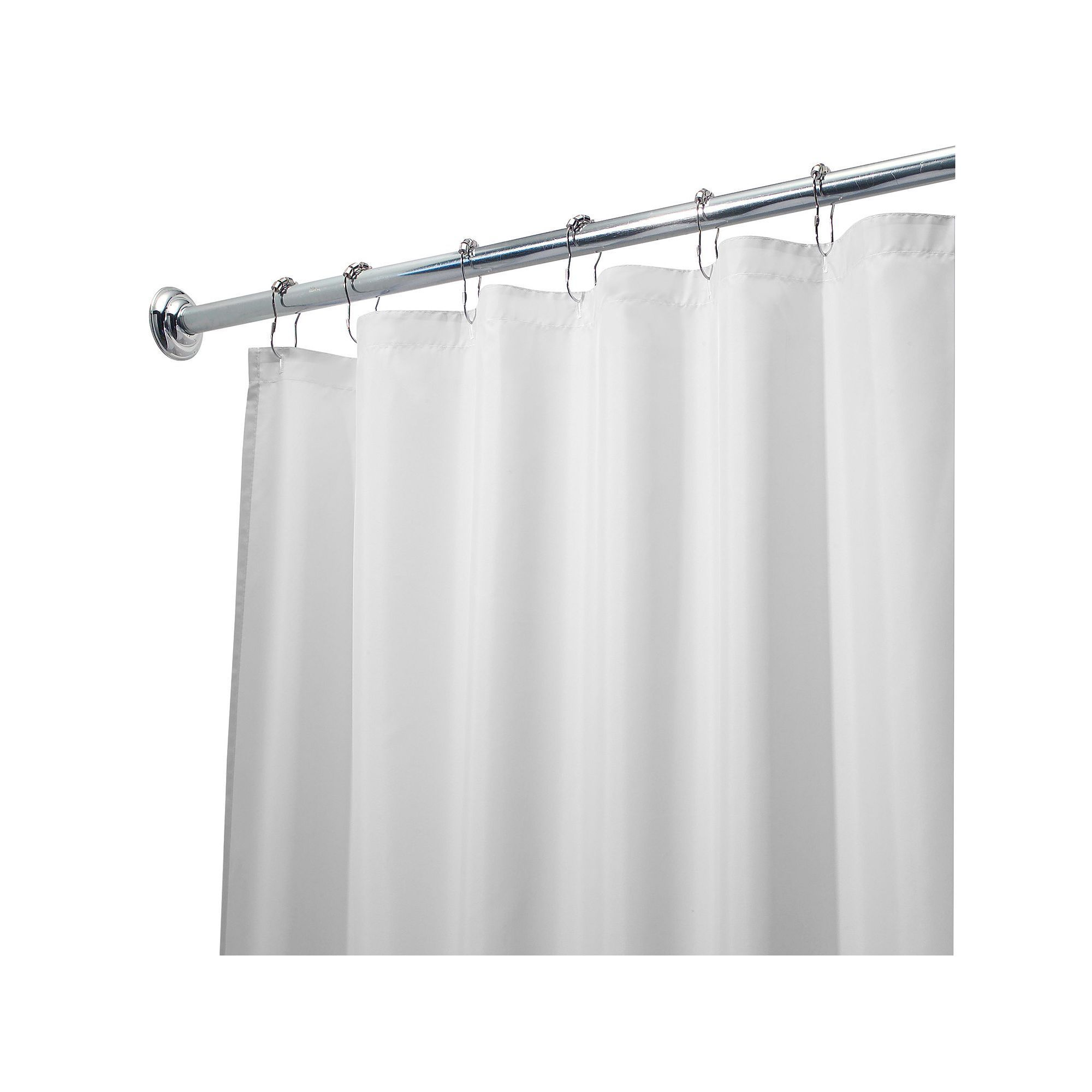 Waterproof Fabric Shower Curtain Liner 72 X 84 Fabric