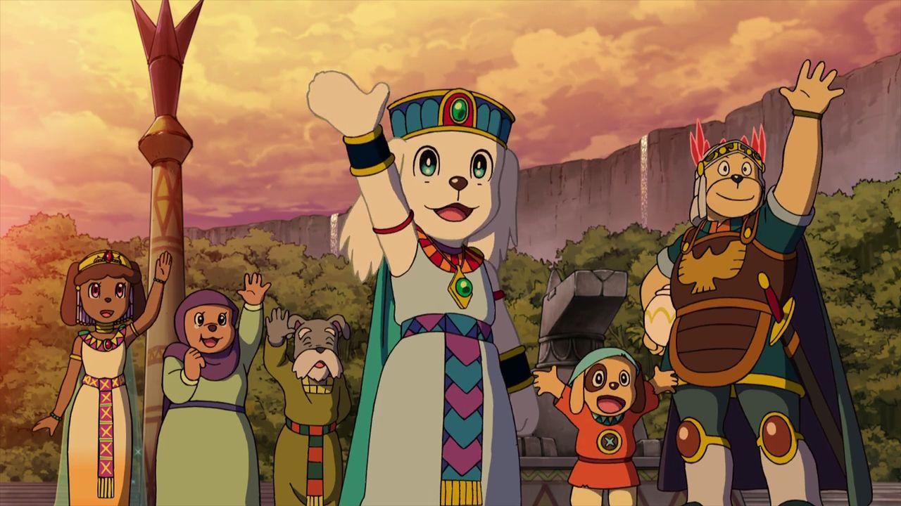 Doraemon The Wonderland 2014 New Nobita's Great Demon