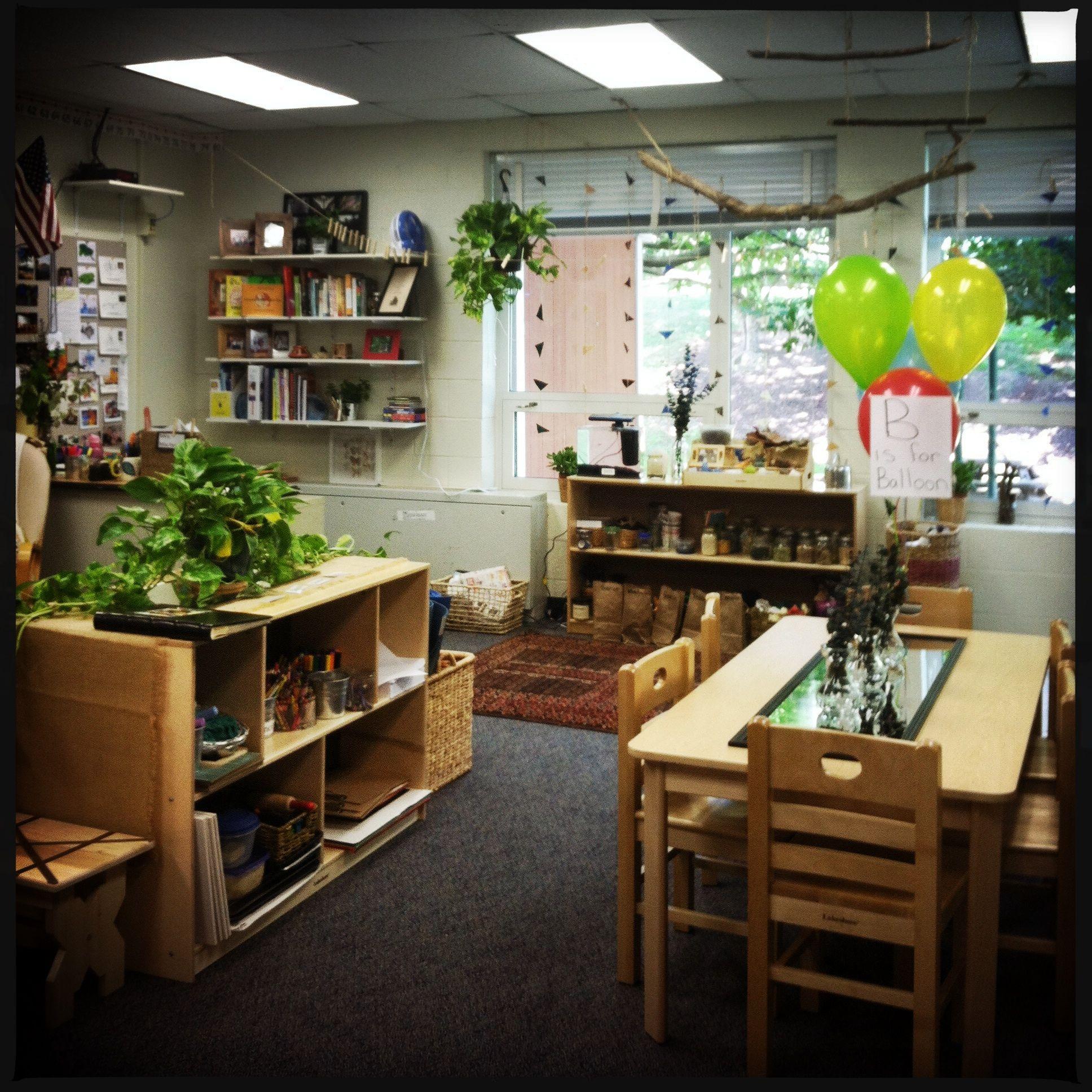 Classroom Decoration Inspiration ~ Reggio inspiration ≈≈ for more inspiring http