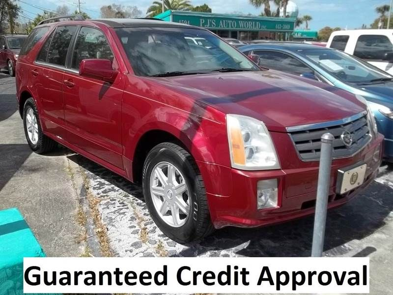 2009 Cadillac Srx Cadillac Credit Youareapproved Ww