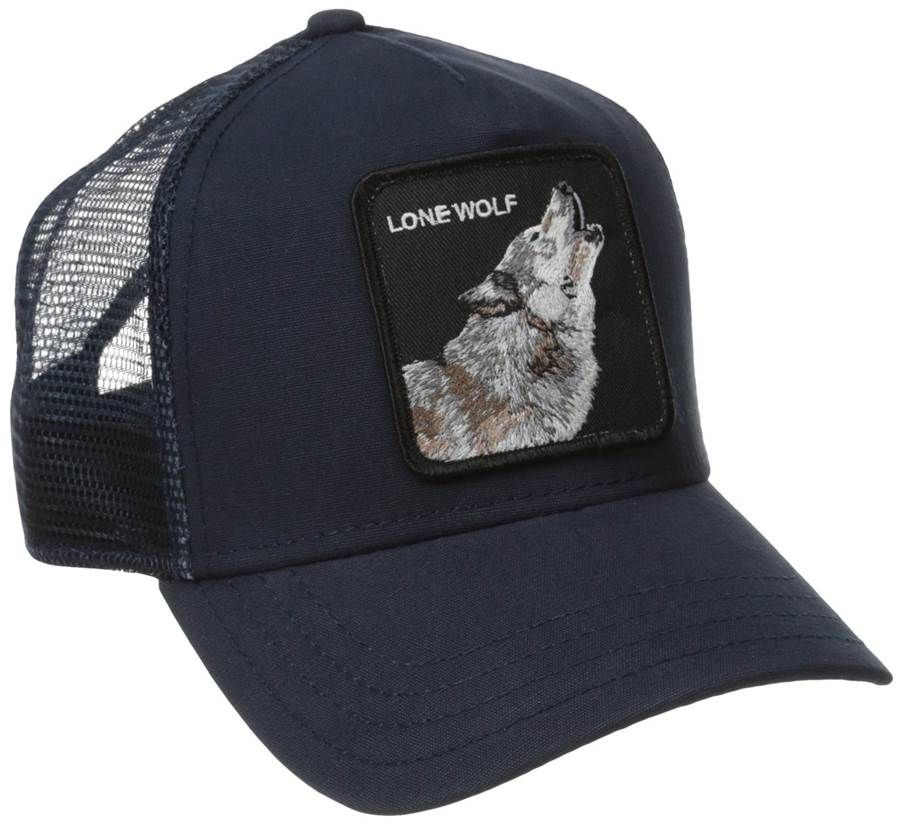 5b1e4df6 Lone Wolf Animal Farm Trucker Hat from Goorin Brothers | Holiday ...