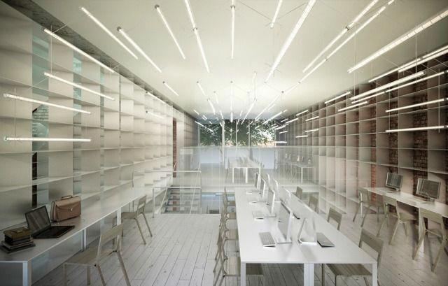 2014 Library Interior Design Award Winners  Image Galleries