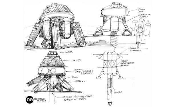 Nueva misión tripulada por humanos buscará vida en luna de Júpiter | Tendencias | LA TERCERA