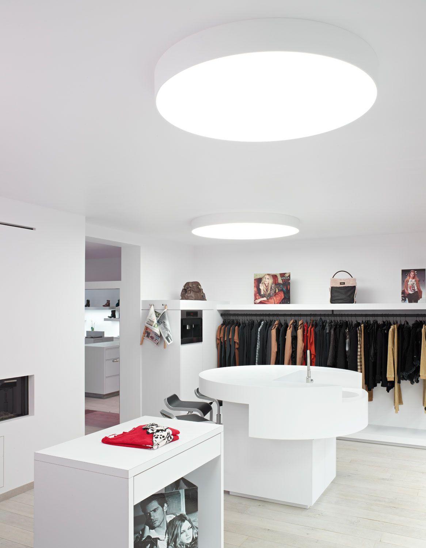 supernova interior ceiling surface mounted light by delta light delta light m ller rothe. Black Bedroom Furniture Sets. Home Design Ideas