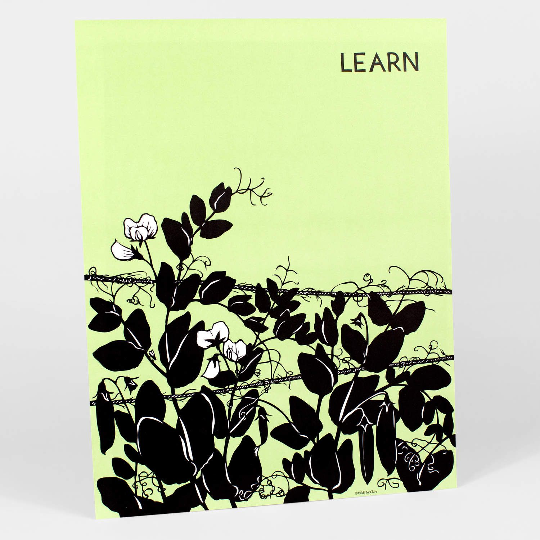 Nikki McClure - Learn