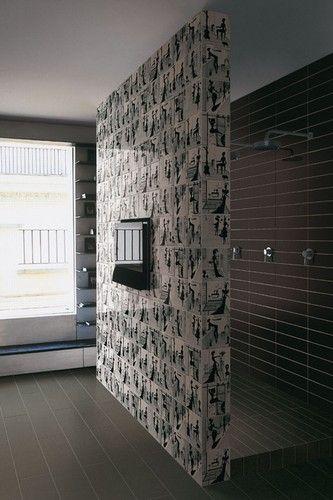 Queen: collezione di piastrelle da pavimento e rivestimento d ...