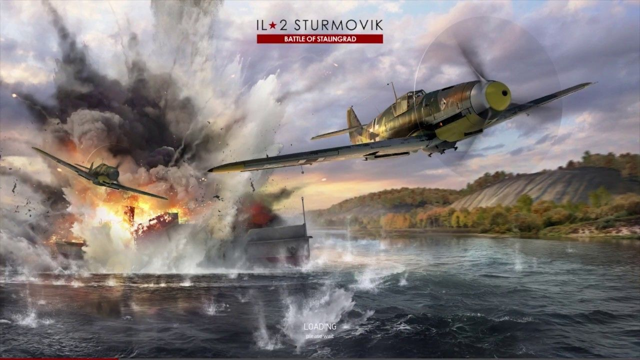 IL2 Sturmovik Battle of Stalingrad Extremely Realistic