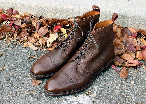 bc5ce3bcc6b Win It: The Allen Edmonds First Avenue Dress Boot | Can I have these ...