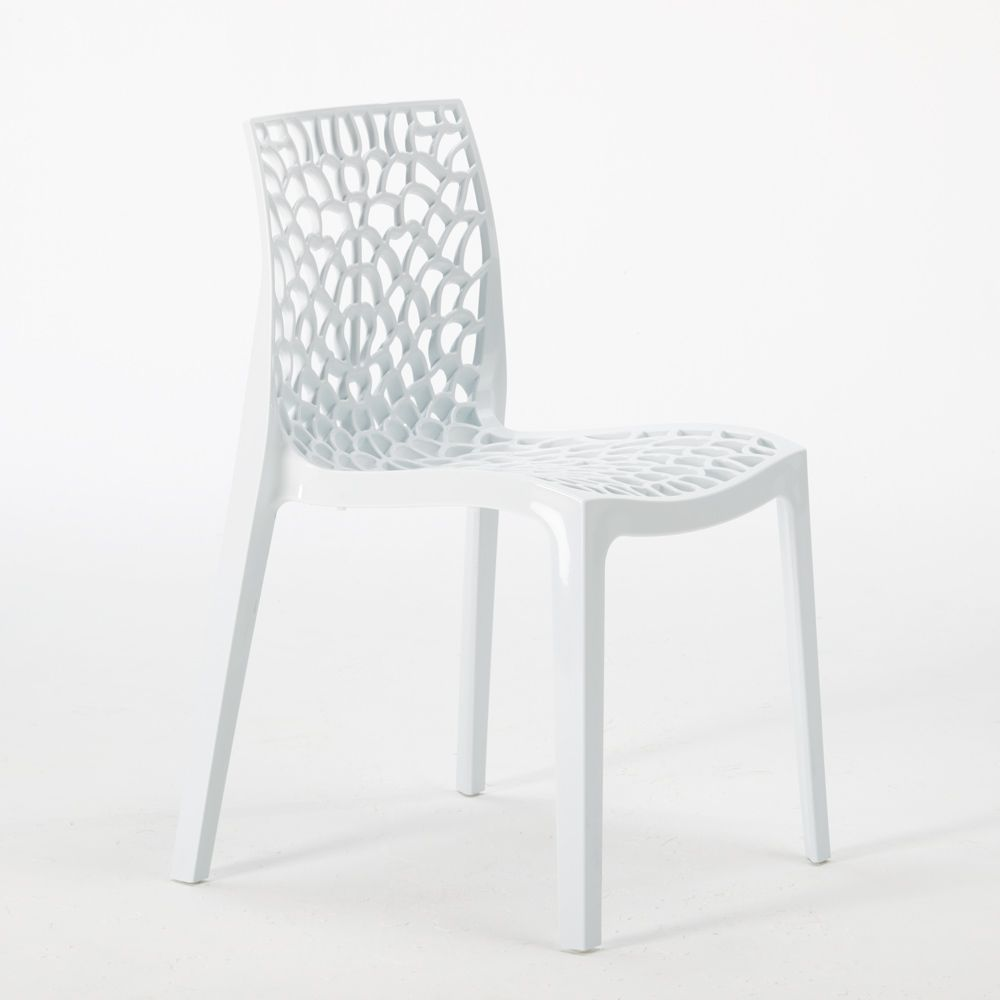 Polypropylene Design Chair Made In Italy For The Kitchen Restaurant Gruvyer Sedia Cucina Case Mobili Sedie