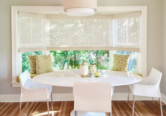 Interior Design Firm D2interieurs In Fairfield CT Loves Our Woven Wood Shades Shown