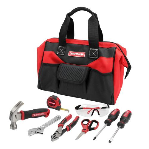 Craftsman 8 Piece Kid S Tool Kit Lowes Com Kids Tool Kits Tool Kit Craftsman