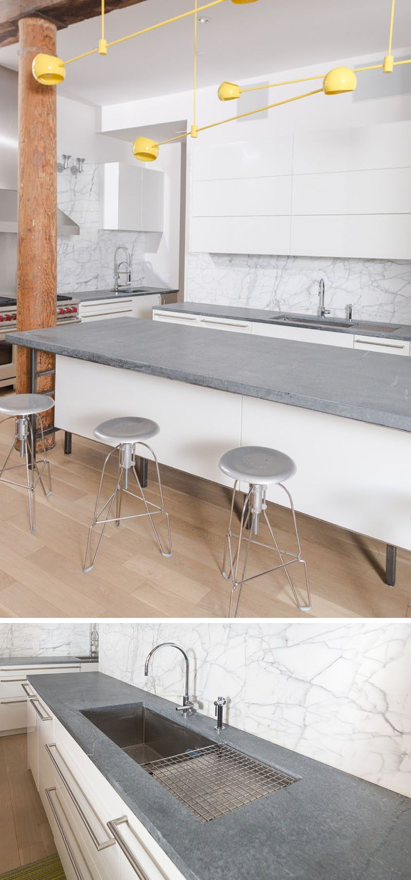 Enjoyable Kitchen Design Idea 5 Unconventional Materials You Can Use Interior Design Ideas Clesiryabchikinfo