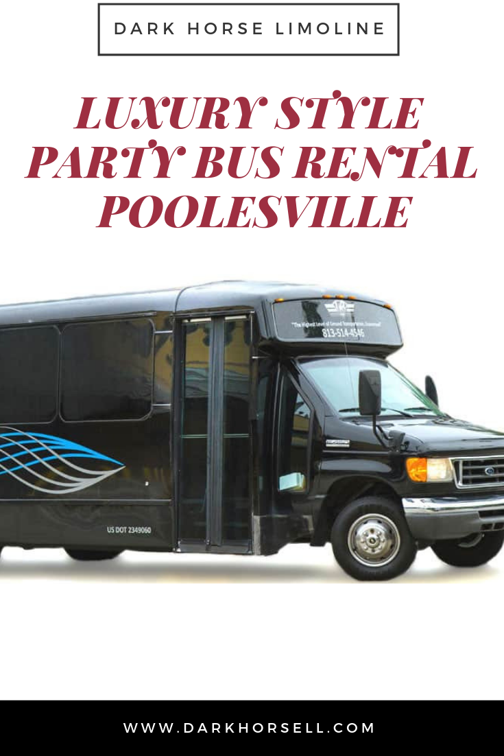 Party Bus Poolesville Party Bus Rental Party Bus Limo Party