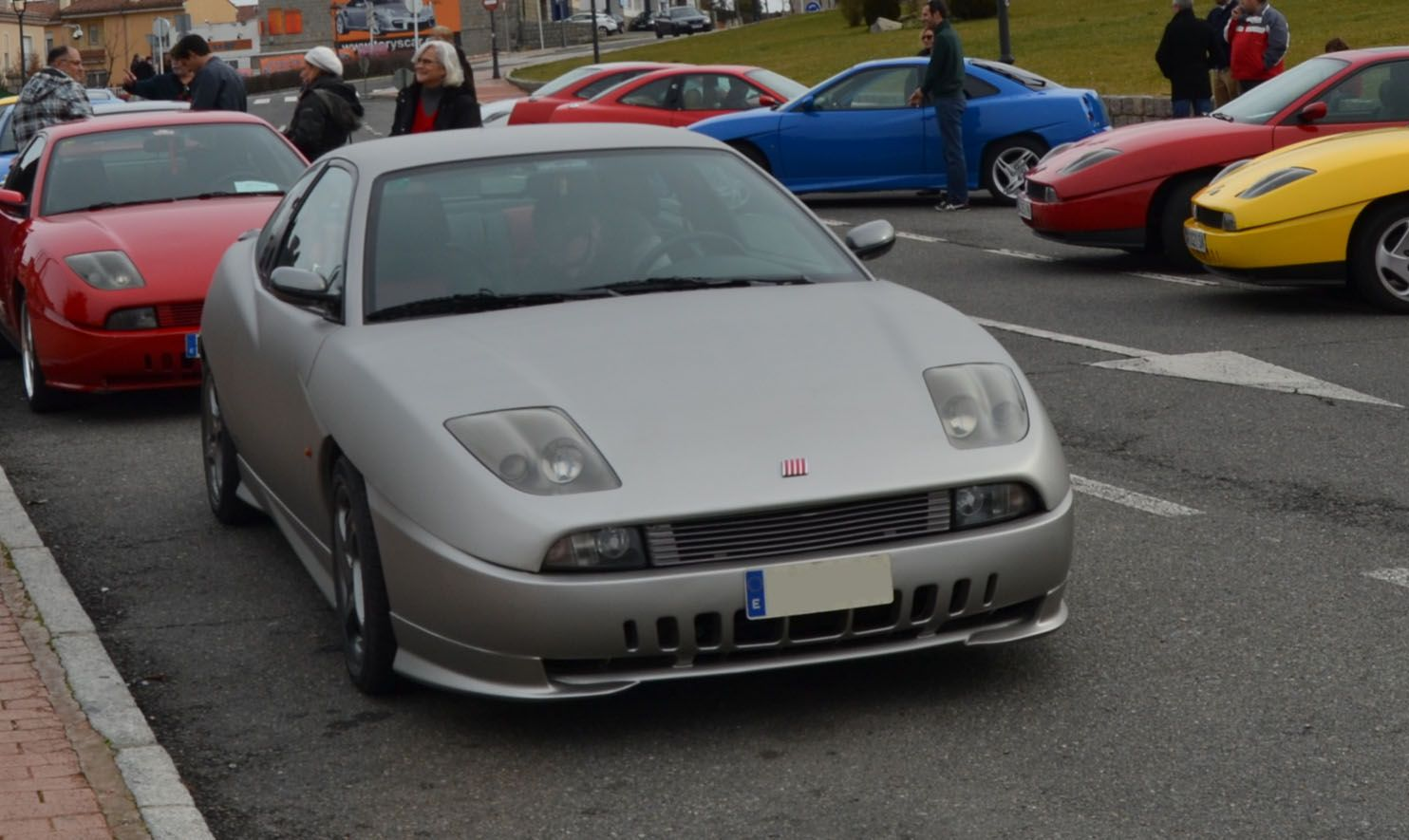 Fiat Coupe Limited Edition Fiat Coupe Fiat Coupe