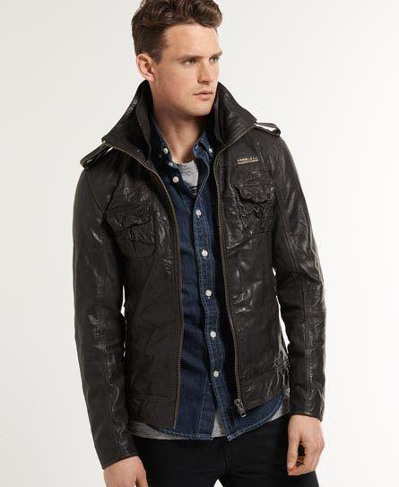 ba8c6303e Superdry Ryan Jacket | Fashion | Jackets, Superdry, Men