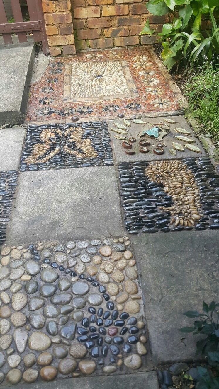 Home Landscaping Ideas Garden Paths Garden Stepping