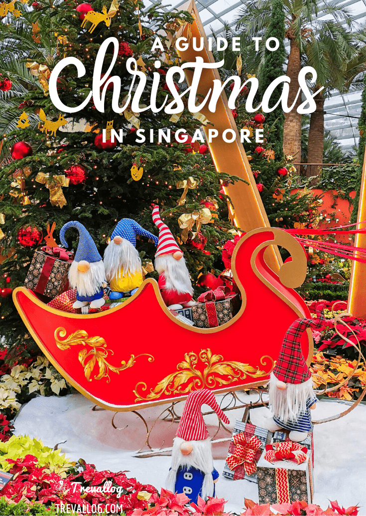 How To Spend Christmas In Singapore Christmas Travel Singapore Holiday Travel Destinations