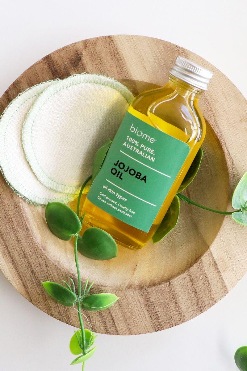 Biome 100% Jojoba Oil Australian 100ml - Biome Eco Stores