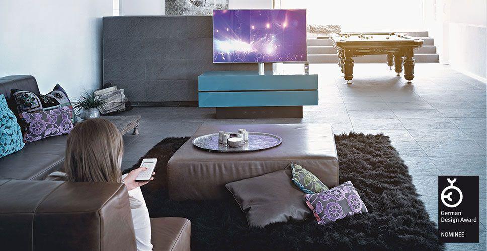 Mobili Spectral ~ Spectral tv furniture brick features design tv