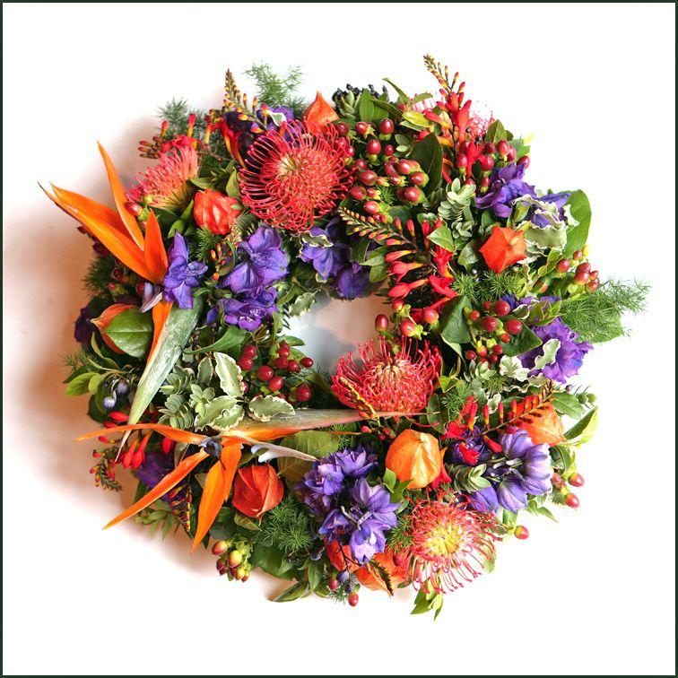 Funeral Flowers Melbourne Vic 3000 by Ooh La La Florist