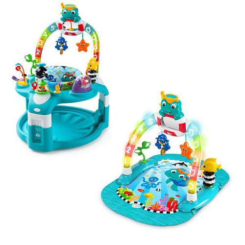 c15af5411 This sea of activities grows with your baby - from a playmat to an ...