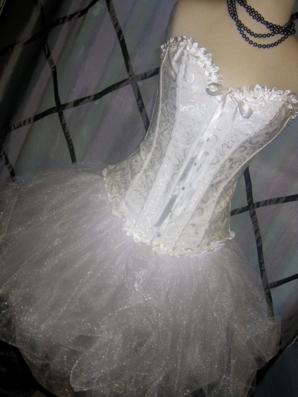 Elite wedding dresses  Dznr LLC  Elite Bachelorette Party Dress Madonna Like a Virgin