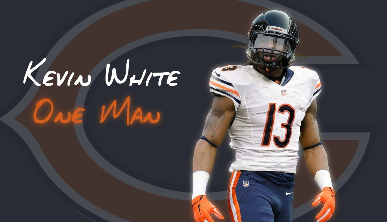 Chicago Bears Believe Kevin White Will Play This Year Nfl Football Wallpaper Football Football Wallpaper