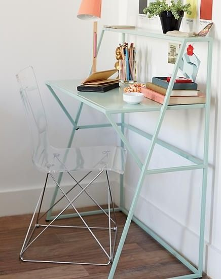 Merveilleux The Clear, Acrylic Construction Of Our Acrylic Desk Chair Makes It Appear  As If You
