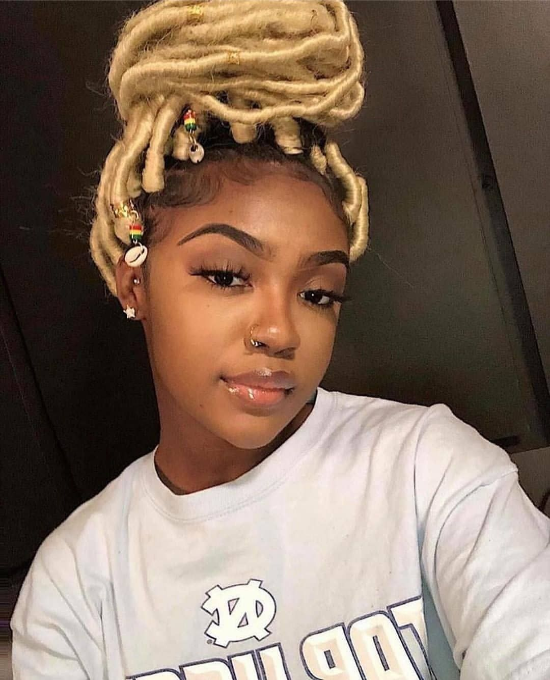 20 Hottest Hair Color Trends For Women In 2020 Pouted Com Faux Locs Hairstyles Hair Styles Braided Hairstyles