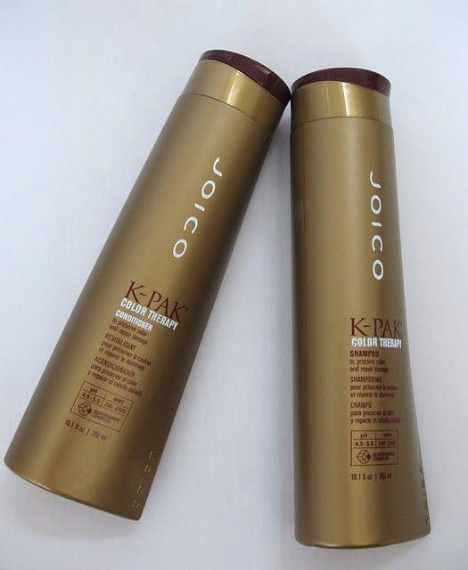 joico k-pak shampoo & conditioner | Products I Love | Good