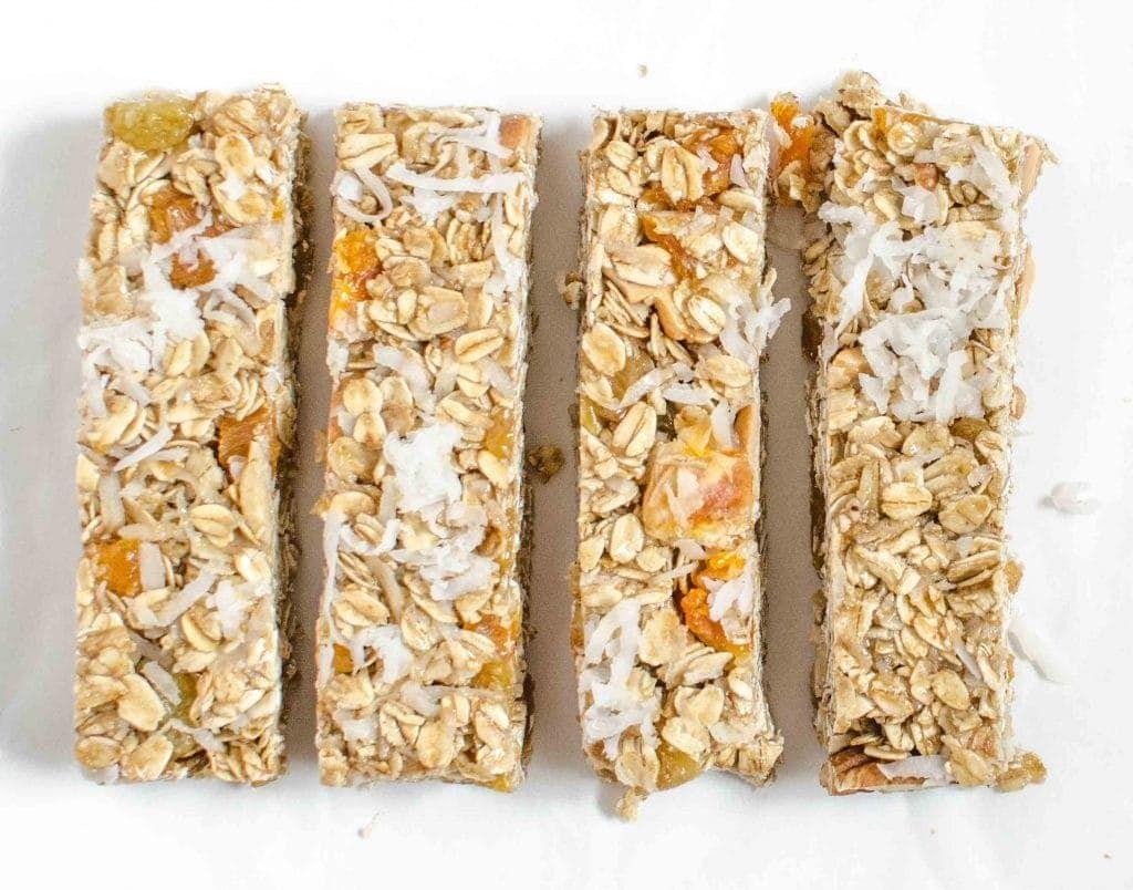 8 Easy Granola Bar Recipes You Can Make at Home!   Recipe ...