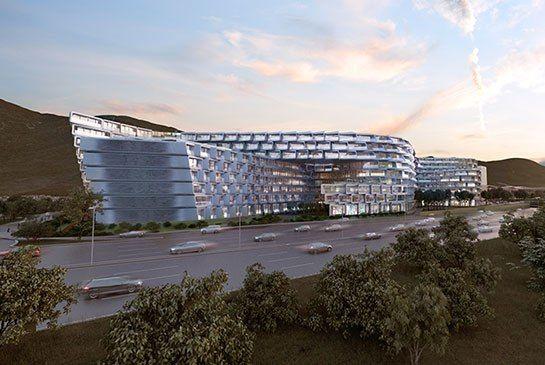 Zaha Hadid Combina Comunidad y alto diseño en México