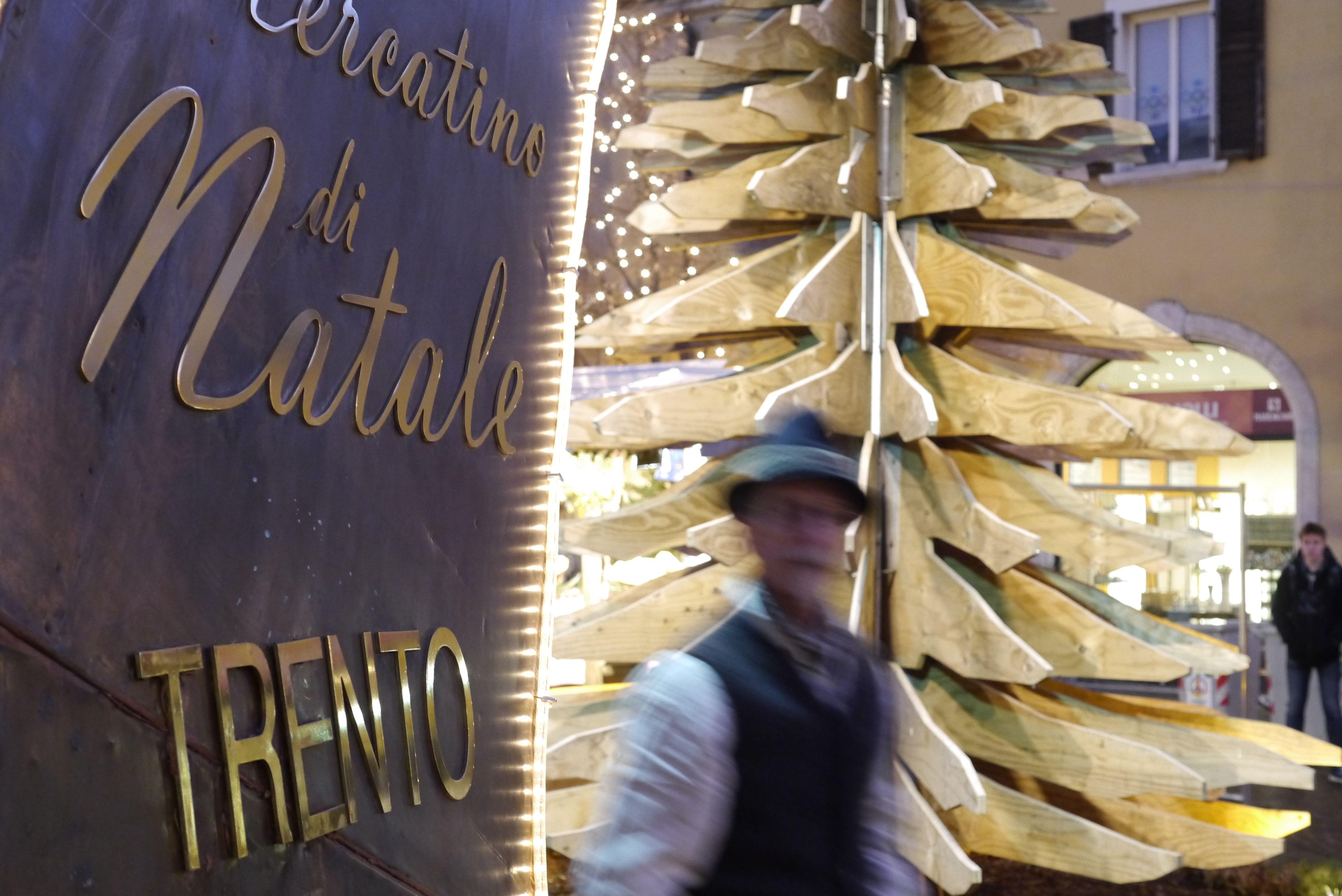 I Mercatini di Natale di TRento