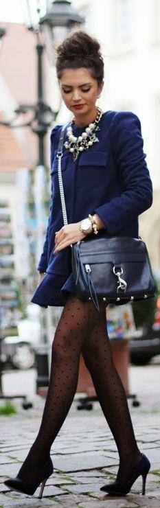 I'm #Blue .... by Fashion Hippie Loves