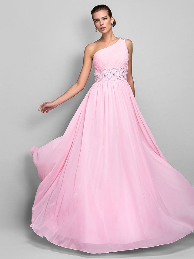TS Couture Formal Evening / Prom / Military Ball Dress - Candy Pink ...