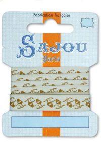 Sajou Band Motiv 14 Kollektion Comptoir 1m Karte