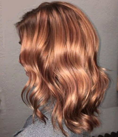 Copper Rose Gold With Images Hair Color Rose Gold Hair Tint
