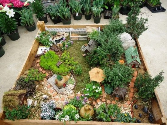 45 Miniature Garden Decorations Miniature Garden Garden