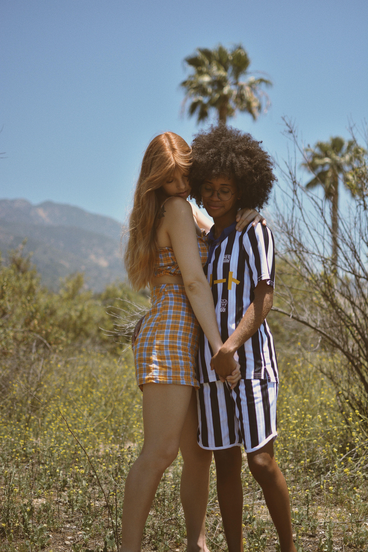 interracial lesben pic