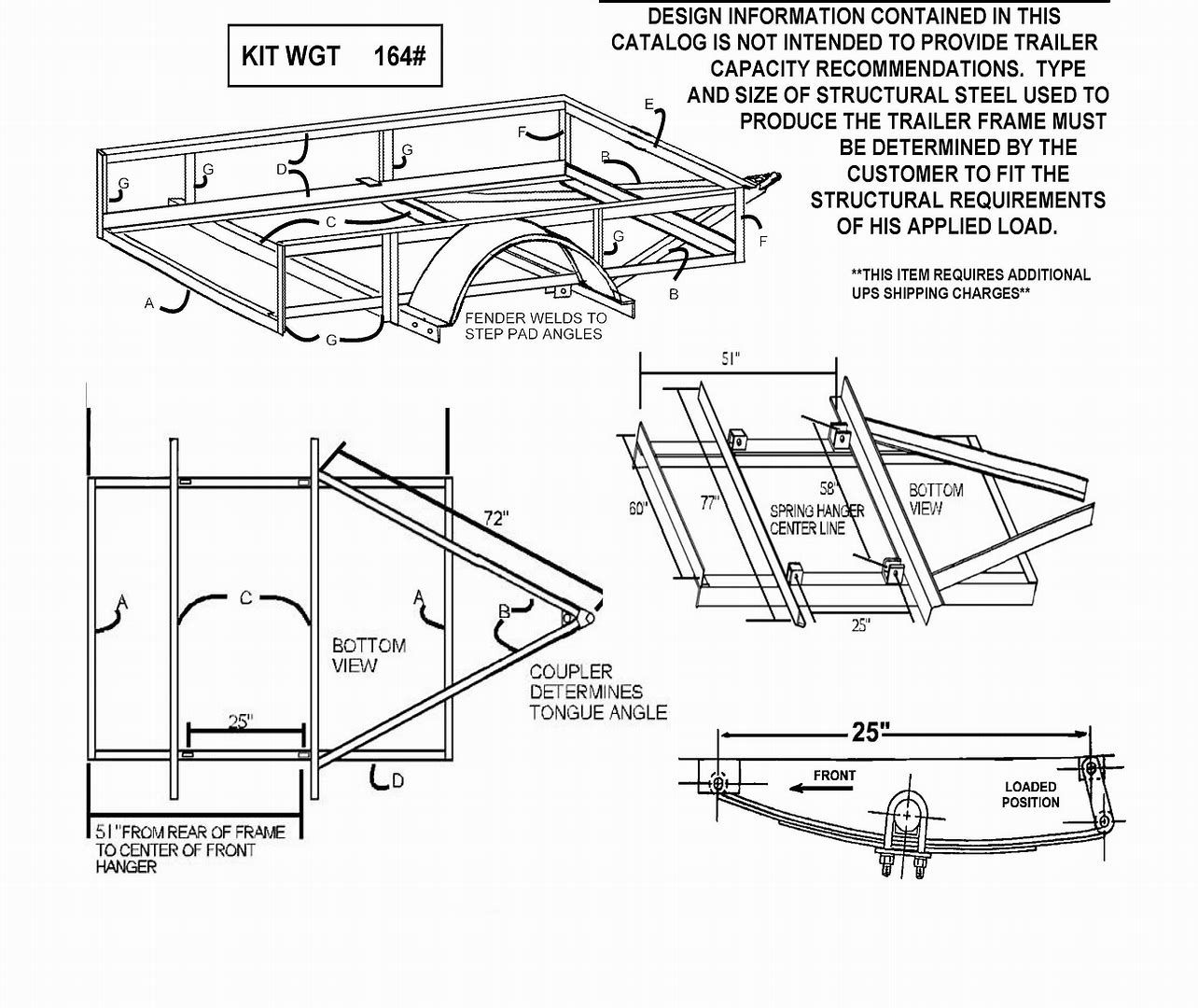 Tandem Axle Utility Trailer Diagram Electrical Wiring Diagrams Double For All Kind Of U2022 16