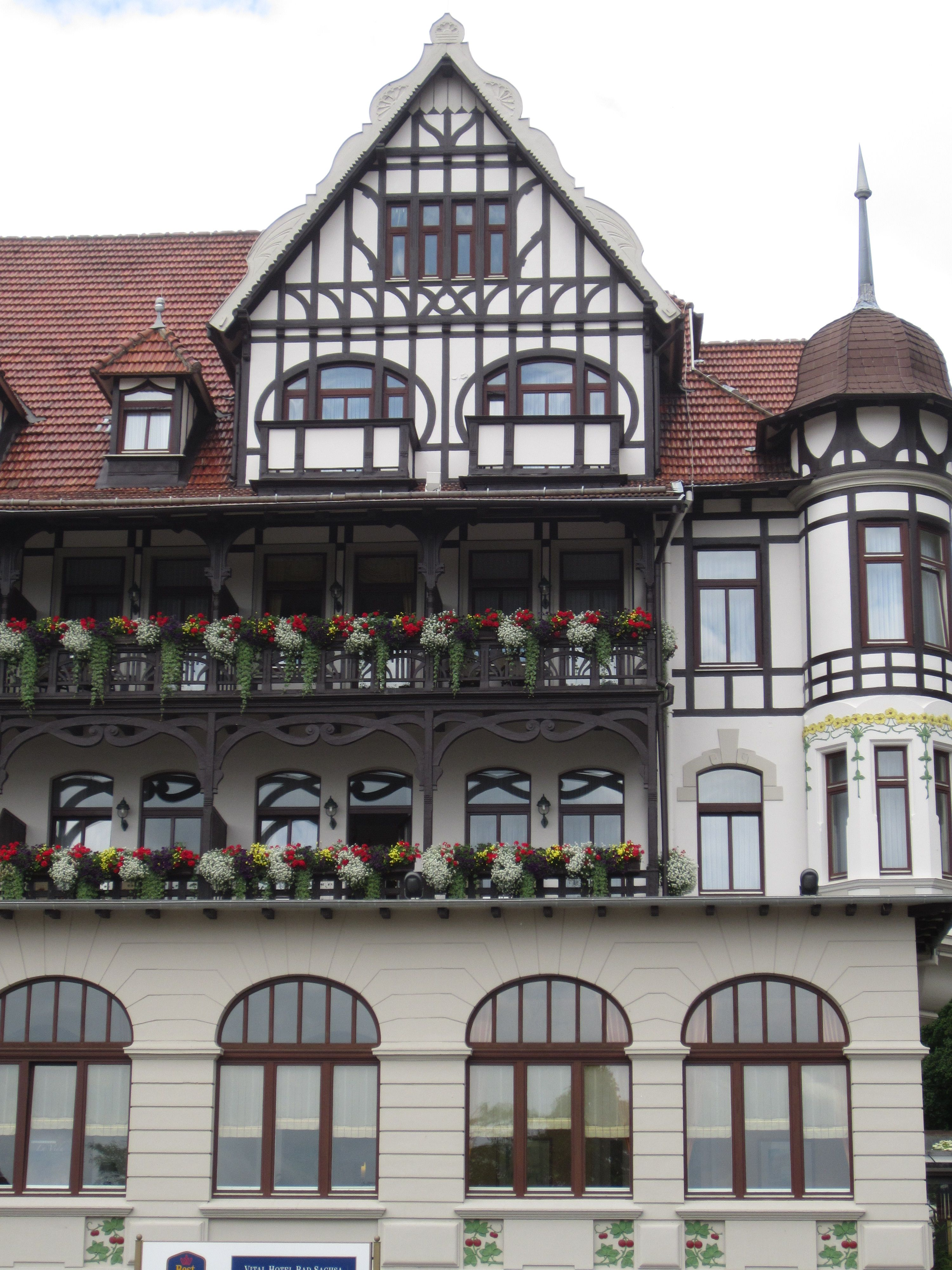 Image result for german balcony German architecture